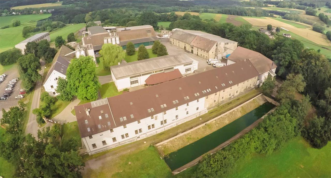 Производственные мощности в городке Гельвиковице
